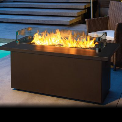 Plateau PTO30CFT Outdoor Gas Firetable