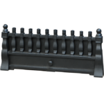 Traditional Cast Iron Fret - Black (545CFVZC only)