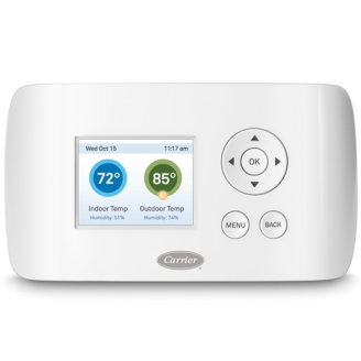 Carrier Wi-Fi Thermostat