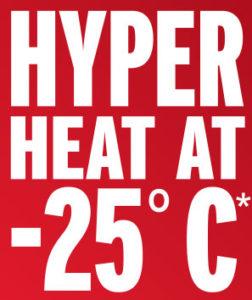hyper-heat-at--25c